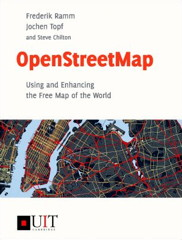 Book cover: OpenStreetMap